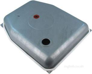 Vaillant Boiler Spares -  Vaillant 071799 Front Combustion Cover