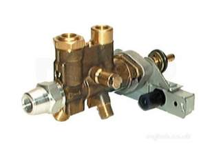 Valor Gas Fire Spares -  Valor 042941 Gas Tap Tesa 2272 Kit