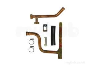 Vaillant Boiler Spares -  Vaillant 022745 Connection Tube