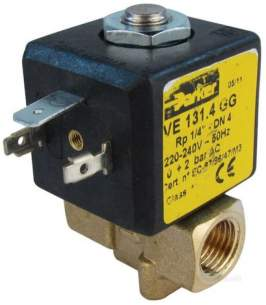Hoval Farrar Ltd -  Hoval 246048 Dungs 1-4inch Valve