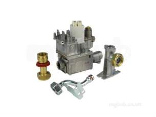 Vaillant Boiler Spares -  Vaillant 053076 Gas Section Lpg