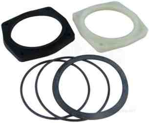 Sime Boiler Spares -  Sime 6281521 Flange Plus Oring