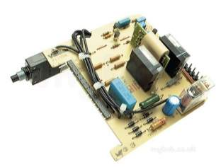 Vaillant Boiler Spares -  Vaillant 100555 Flame Ignition Pcb