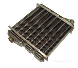Vaillant Boiler Spares -  Vaillant 061849 Heat Exchanger