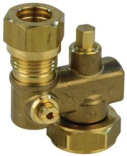 Vaillant Boiler Spares -  Vaillant 014714 Cold Water Valve