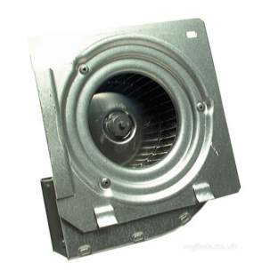 Vaillant Boiler Spares -  Vaillant 190162 Fan Assy C2k108-aa01-33