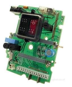 Vaillant Boiler Spares -  Vaillant 130272 Pcb Mother Board
