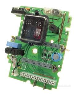 Vaillant Boiler Spares -  Vaillant 130247 Pcb Mother Board