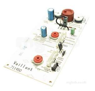 Vaillant Boiler Spares -  Vaillant 130390 Switch Board