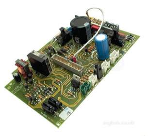 Vaillant Boiler Spares -  Vaillant 130375 Pcb Mother Board