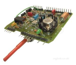 Vaillant Boiler Spares -  Vaillant 252945 Electronic Regulator Pcb