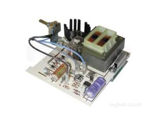 Vaillant Boiler Spares -  Vaillant 252905 Electronic Regulator Pcb