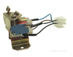 Vaillant Boiler Spares -  Vaillant 126233 Microswitch Diverter Valve