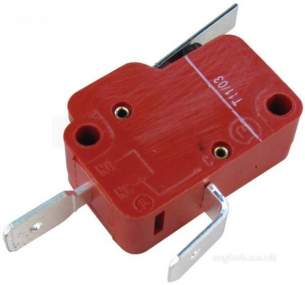 Vaillant Boiler Spares -  Vaillant 126223 Microswitch Servo Valve