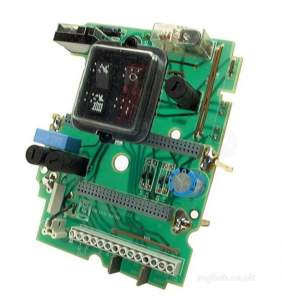 Vaillant Boiler Spares -  Vaillant 130240 Pcb Mother Board