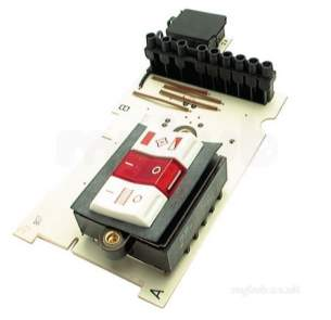 Vaillant Boiler Spares -  Vaillant 130132 Pcb Switch Board