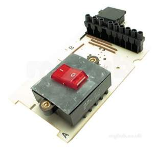Vaillant Boiler Spares -  Vaillant 130131 Pcb Switch Board