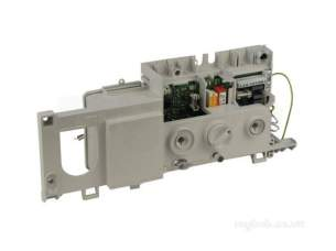 Worcester Boiler Spares -  Worcester 87161056600 Control Box Assembly