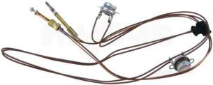 Radiant Help Line Boiler Spares -  Radiant 87007la Thermocouple W/2 Stats