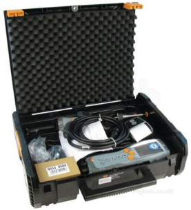 Testo Core Products -  Testo 330-1ll Flue Gas Analyser Kit Prof