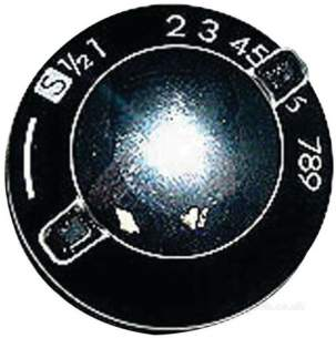 Stoves and Belling Cooker Spares -  Stoves 081880365 Control Knob