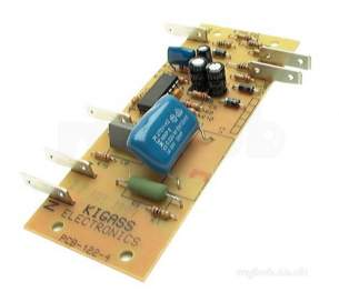 Stoves and Belling Cooker Spares -  Stoves 081367401 Fan Overrun Pcb