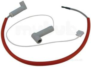 Ferroli Boiler Spares -  Ferroli 30800001 Ignition Lead