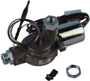 Flavel Leisure Catering Spares -  Rangemaster Solenoid 110 Lpg A037151