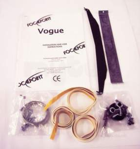 Focal Point Fires Gas Spares -  Focal Kit001 Instruction Kit