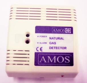 Sf Detection Co Detectors -  Sf 550amos Natural Gas Alarm 240v