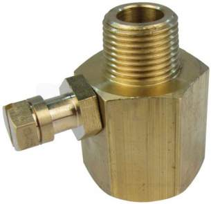 Comap -  Clesse Test Point Adaptor 3/8inchx1/2inch Mf