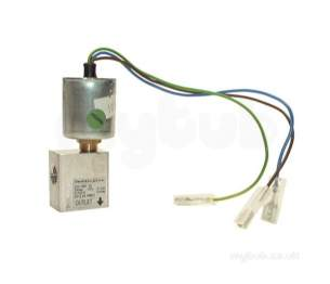 Stoves and Belling Cooker Spares -  Stoves 081544903 Single Solenoid