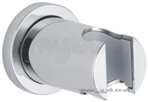 Grohe Shower Valves -  Grohe Minimalist 27074000 Wall Union