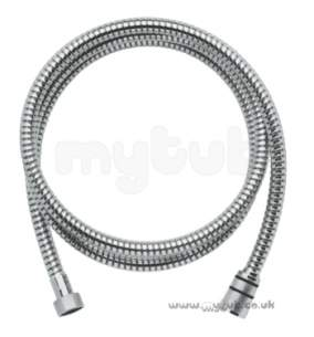 Grohe Shower Valves -  Grohe Relexa Flex 28410 1750mm Hose Twistfree