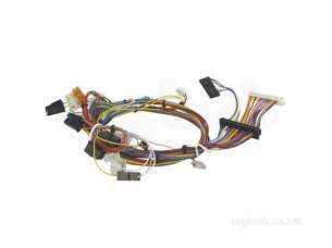 Worcester Boiler Spares -  Worcester 87144021150 Set Of Cables