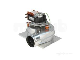 Worcester Boiler Spares -  Worcester 87161048140 Fan Assembly