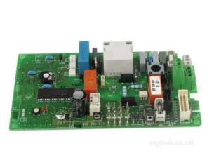 Worcester Boiler Spares -  Worcester 87483003710 Printed Circuit Board