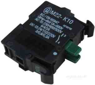 Bakery Commercial Catering Spares -  G.k. Controls M22-k10 Contact Block