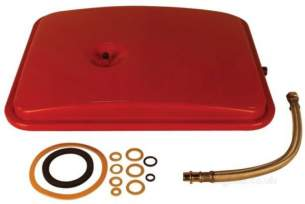 Caradon Ideal Domestic Boiler Spares -  Ideal 170989 Expansion Vessel Kit