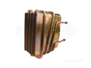Main Boiler Spares -  Baxi Main 5110860 Heat Exchanger