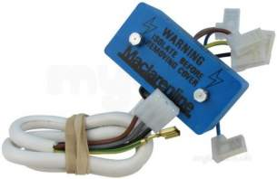Glow Worm Boiler Spares -  Glow Worm S446480 Gas Control Harness