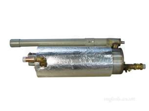 Keston Boiler -  Keston B17208000 Heat Exchanger Assy
