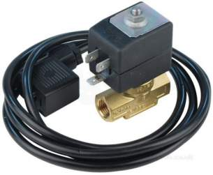 Andrews Water Heater Spares -  Andrews C175awh R2077 Pilot Solenoid