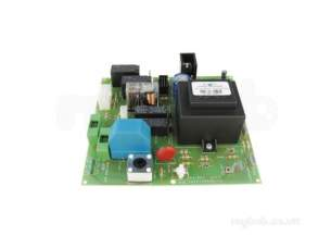 Ariston Boiler Spares -  Ariston 952930 Pcb And Transformer 240v