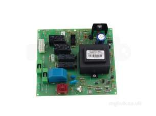 Ariston Boiler Spares -  Ariston 952975 24v Display P C B