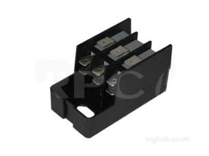 Ariston Boiler Spares -  Ariston 560146 Triple Microswitch Assembly