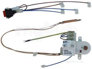 Chaffoteaux Boiler Spares -  Chaffoteaux 935179 Direct Thermostat Kit