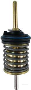 Ariston Boiler Spares -  Mts Ariston 3 Way Spring 571447