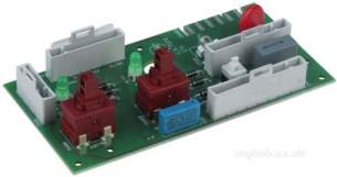 Ariston Boiler Spares -  Mts Ariston 999501 Pcb Ct1