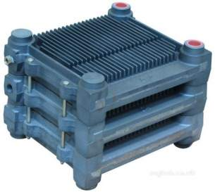 Baxi Boiler Spares -  Baxi 226685 Heat Exchanger